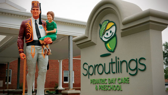 Sproutlings Day Care & Preschool