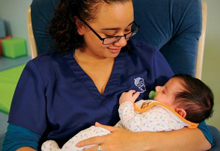 Sproutlings Day Care & Preschool Nurse