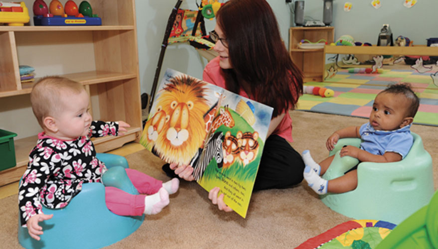 Sproutlings Day Care & Preschool Curriculum